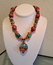 Necklace by Jacklon Manzanares