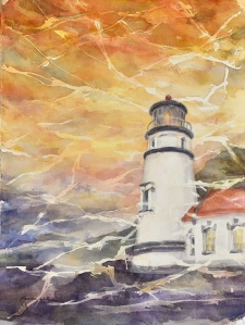 Beyond The Lighthouse