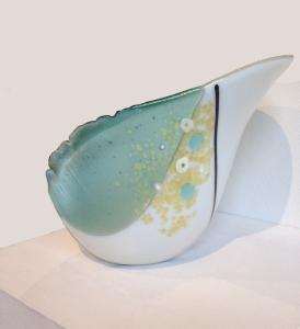 Glass Bowl by Jayne Smoley
