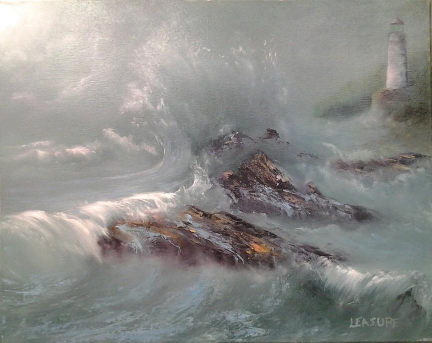 wave crash 2